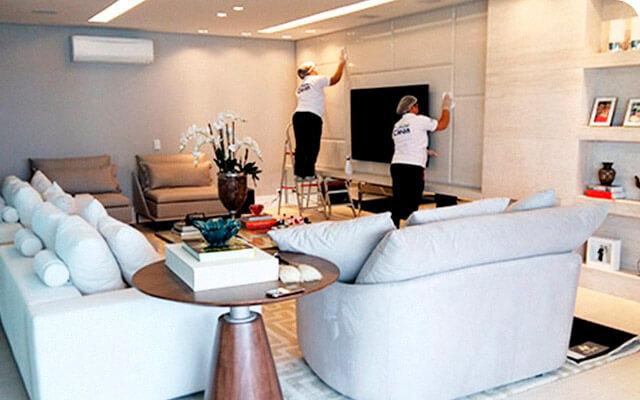 Limpeza residencial | Home Clean